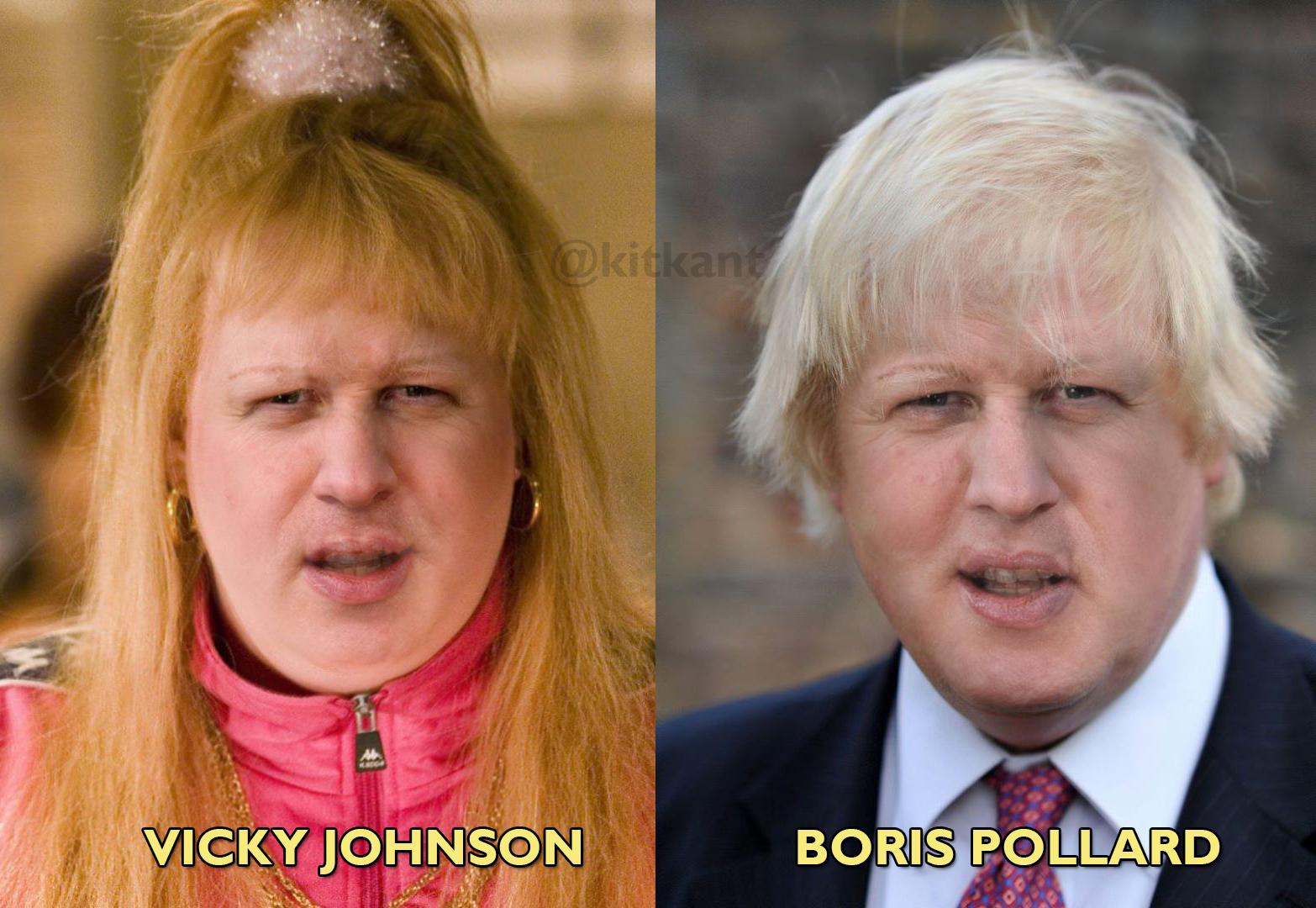 """side by side photos of """"Vicky Johnson"""" and """"Boris Pollard"""""""