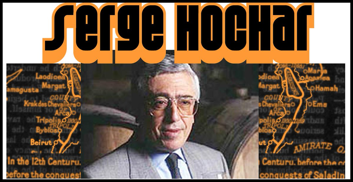 In case you missed it. Our winelist homage to the great Serge Hochar.  https://t.co/rKvbGjpQpp http://t.co/JfFkZAAMkw