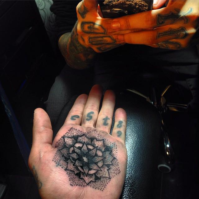 sheckler tattoo Ryan