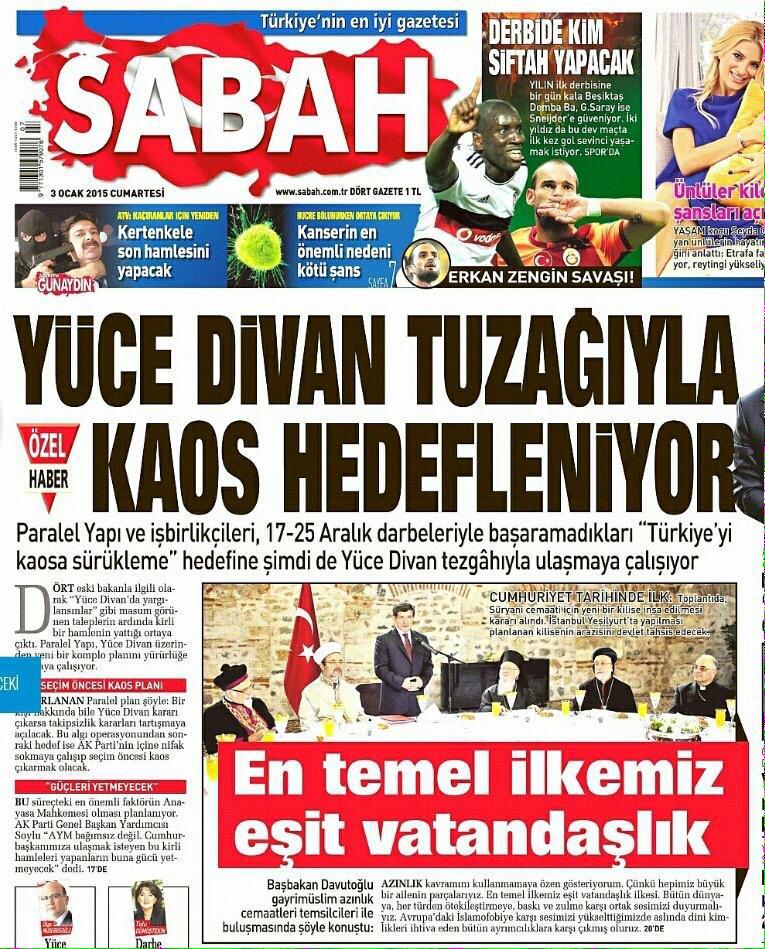 Yeni Paralel hesap: Yüce Divan tuzağı  Erdoğan'ı Köşk'ten indirmek isteyenlerin yeni oyunu  http://t.co/uogsL7gyVU http://t.co/1wAiUqQ4ch