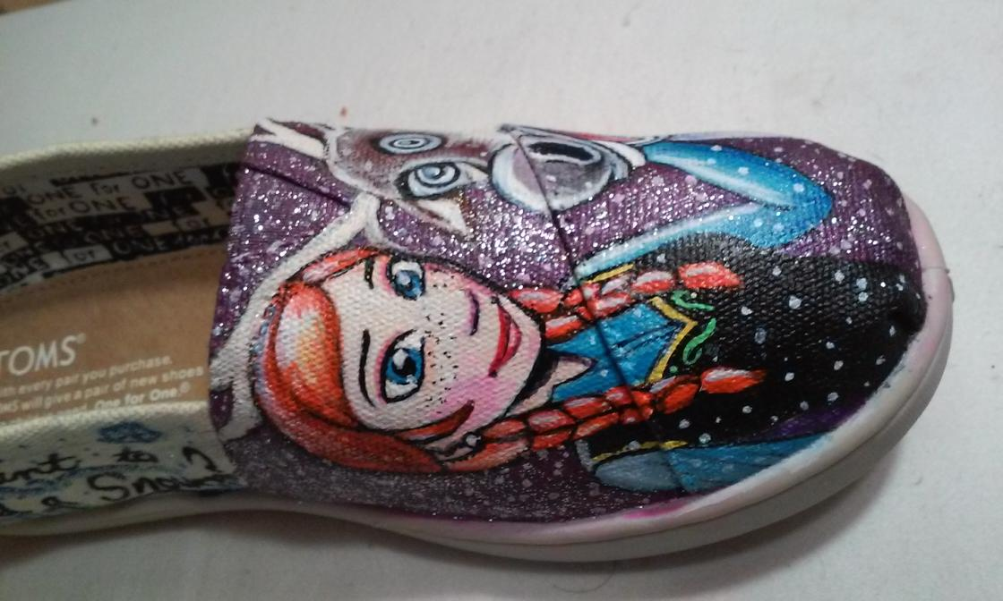 7f8cb8e15b48  Frozen  Disney  Toms  Vans  Elsa  Custom  Chicago  shoes  kids  baby  Etsy   Shop  Order  canvas  Painted  sharpiepic.twitter.com WY7liNJNm2