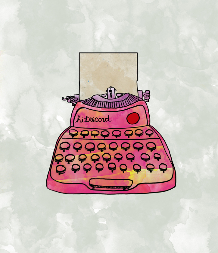 There's a new @hitRECord #WeeklyWritingChallenge for anyone looking for an excuse to write: http://t.co/TXbiQJ0aXm http://t.co/CurXhx5LQU