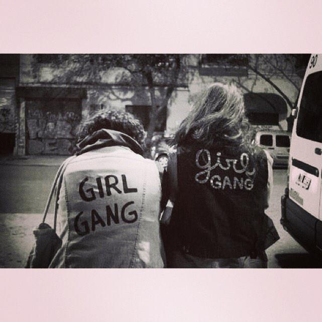 #Resolution #2 Support Your Local Girl Gang #girlgang #sisterhood
