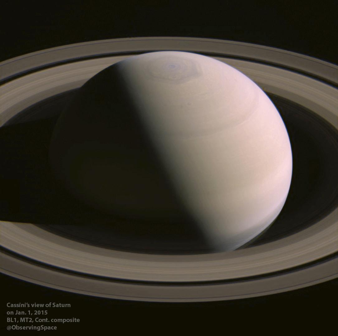 Фото сатурна при разной кратности увеличения