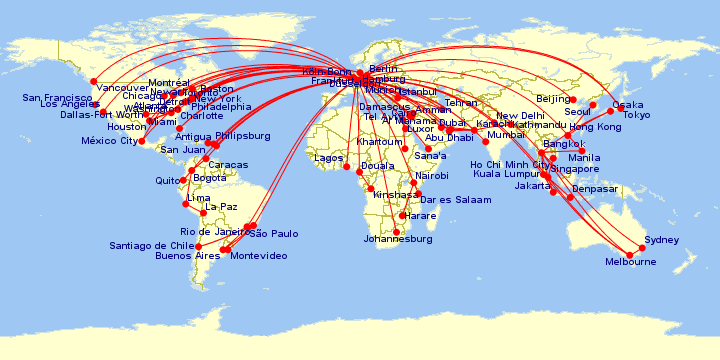 lufthansa route map asia citylondonhotel