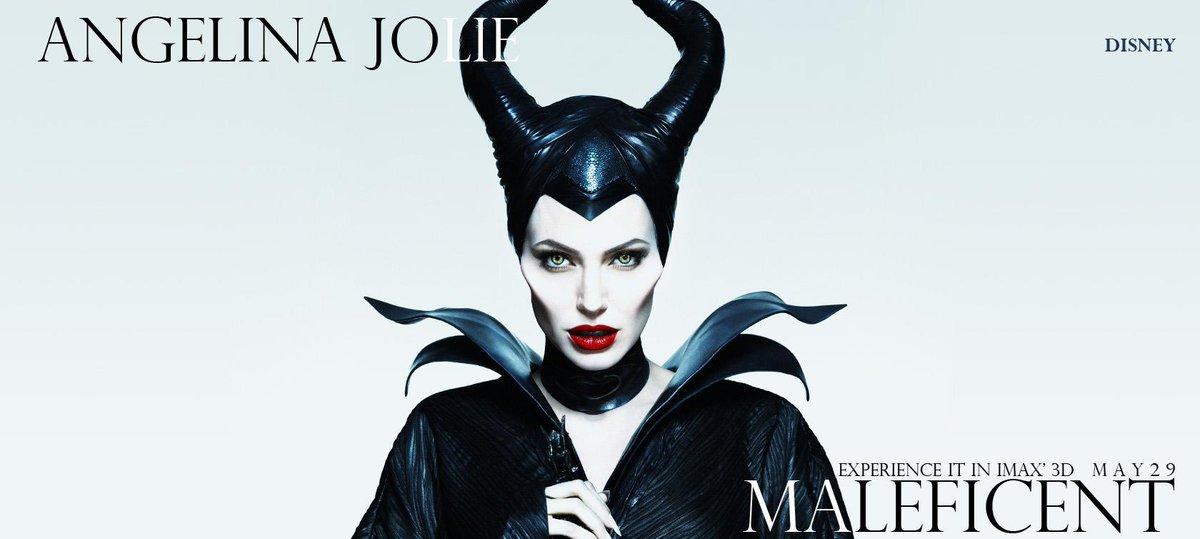 구요 Twitter પર Photoshop 으로 말레피센트 Maleficent