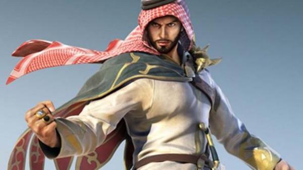 """鉄拳の新キャラクター「シャヒーン(サウジアラビア)」 """"@AlArabiya_Eng: Meet 'Shaheen,' Tekken's all-new Saudi character http://t.co/JeRK5Qf3UN http://t.co/co7YLWHwlV"""""""