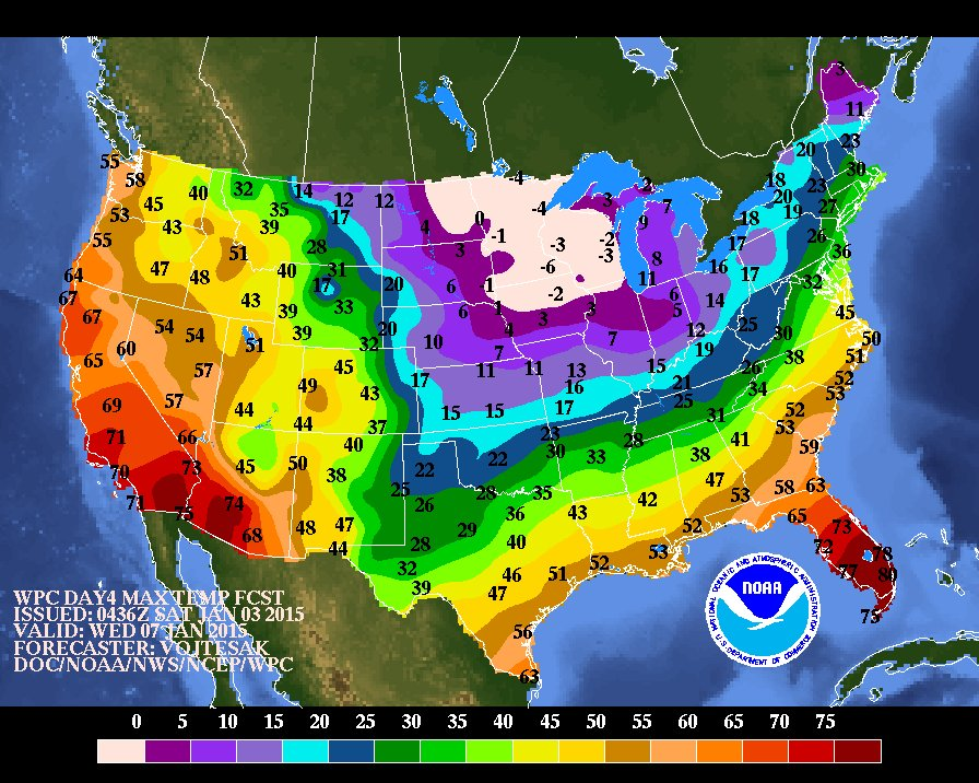 'Potentially deadly' cold slams parts of U.S.