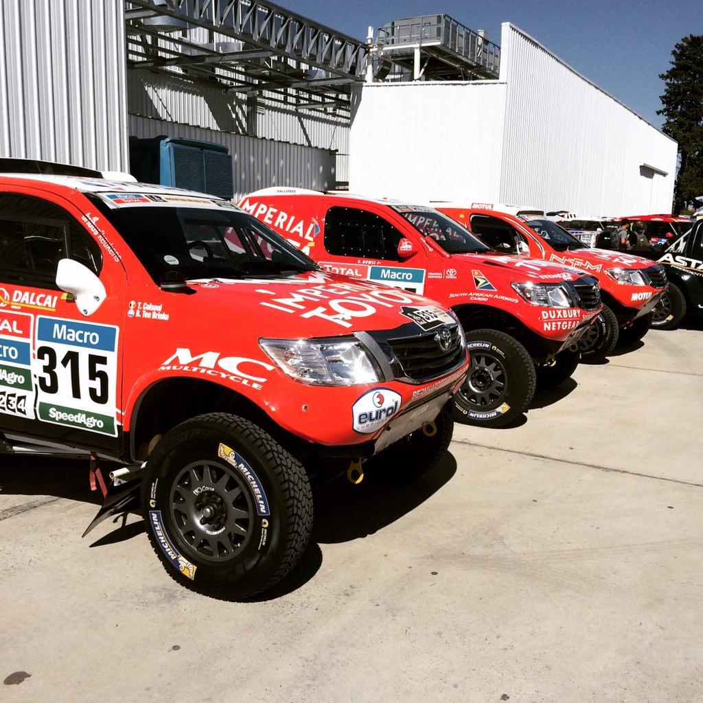 2015 Rallye Raid Dakar Argentina - Bolivia - Chile [4-17 Enero] - Página 5 B6bv18lIgAAGirL
