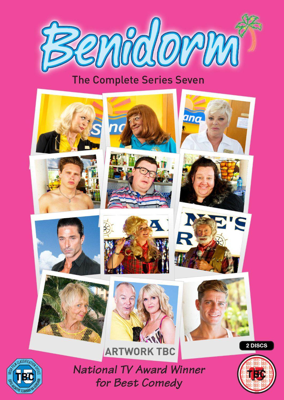 Benidorm Series 8 Dvd Benidorm Series 7 Dvd