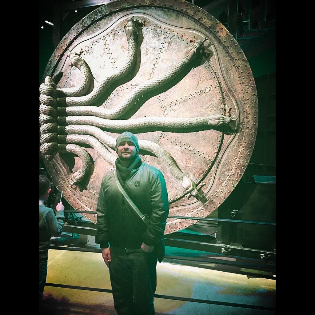Harry Shotta & The Chamber Of Secrets http://t.co/hxSjEclf4T