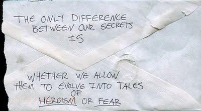 Explore @postsecret http://t.co/o07IGYKmig (for me, it's like taking shots of other people's truth) http://t.co/ejT7CKzN7d