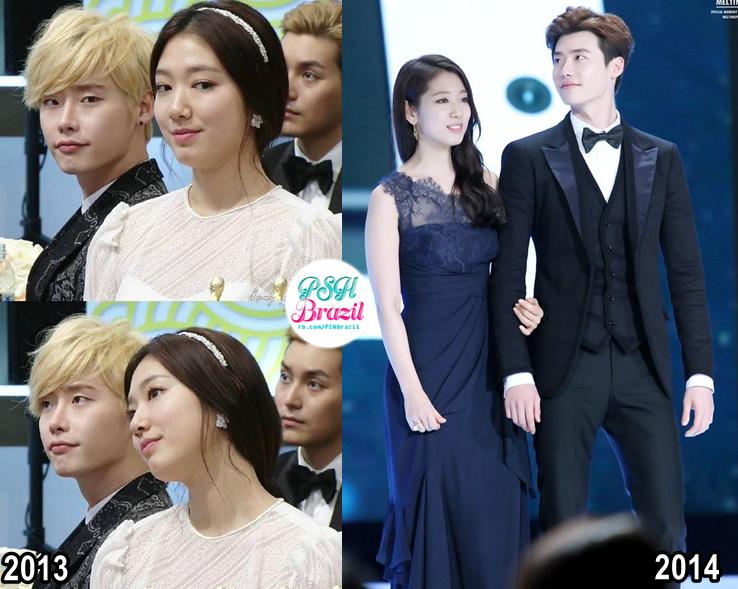 park shin hye and lee jong suk relationship memes
