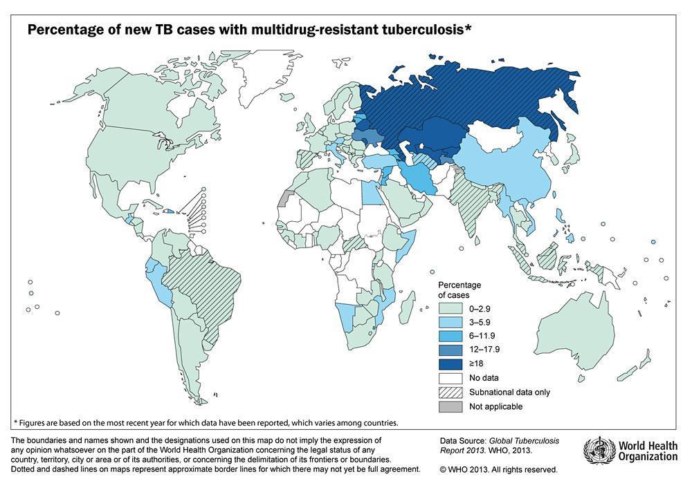 150.00 personas fallecen cada año x Mycobacterium tuberculosis multirresistentes a isonicida y rifampicina #microMOOC http://t.co/d6lFK58hTO