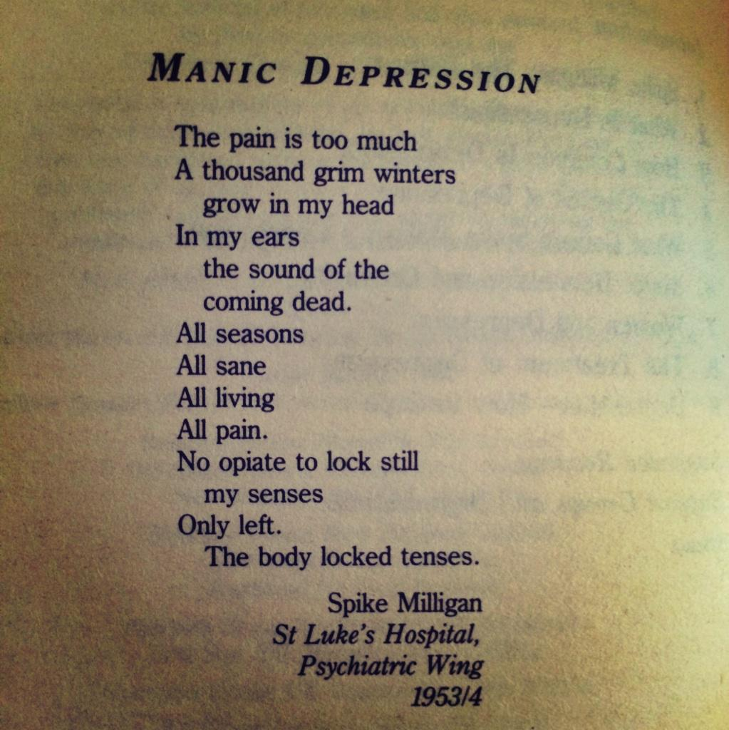 """Quotes About Manic Depression: Art Of Psychiatry On Twitter: """"Manic Depression"""