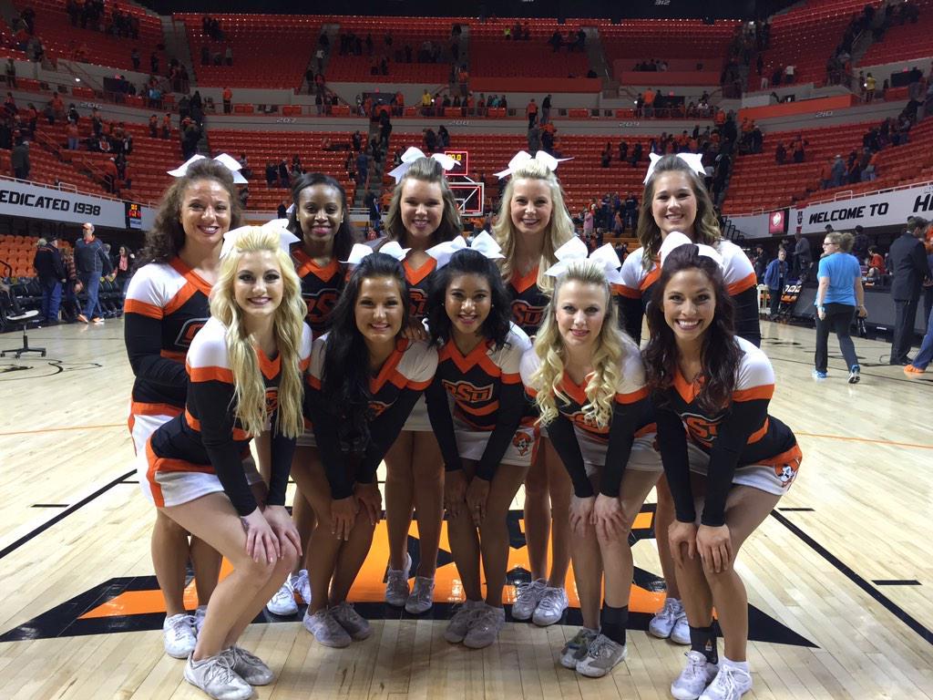 University Of Washington Huskies >> Oklahoma State Cheer (@OSUcheer) | Twitter