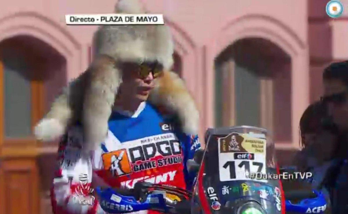 2015 Rallye Raid Dakar Argentina - Bolivia - Chile [4-17 Enero] - Página 6 B6ctFmECQAAkifH