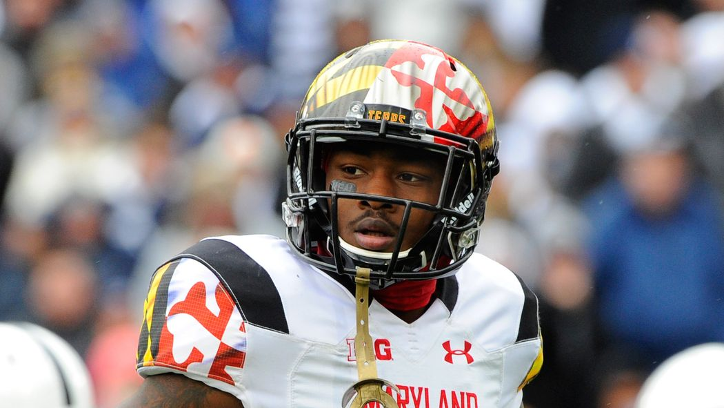 Maryland WR Stefon Diggs will enter the NFL Draft, per @mzenitz. http://t.co/gQ8W0ZaWVM http://t.co/121TUwDqaa