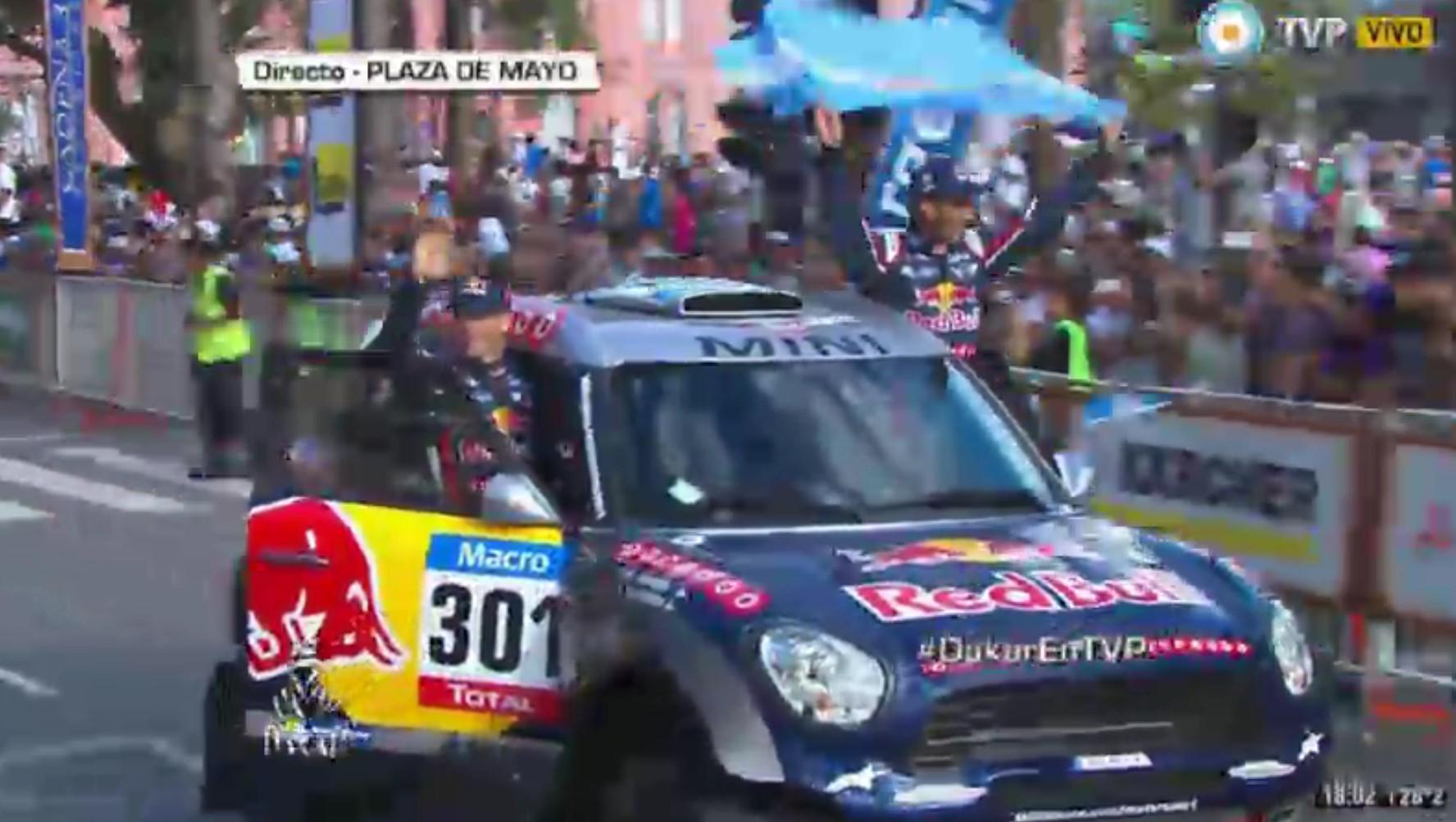 2015 Rallye Raid Dakar Argentina - Bolivia - Chile [4-17 Enero] - Página 6 B6dD3vhCEAEYq78