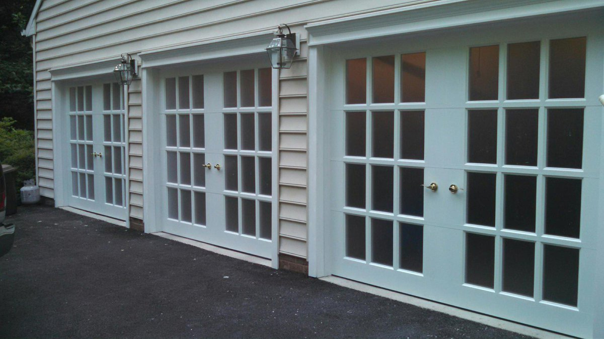 French Porte On Twitter Hy New Year Start By Changing The Curb Eal Of Your Home Adding A Garage Door That Looks Like Doors