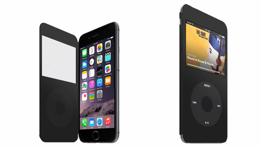 Apple, please make this iPod Cover a reality