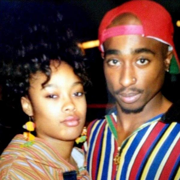"2Pac News On Twitter: ""Rare Photo: 2Pac & Da Brat (1992"