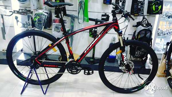 Sepeda Gunung Mtb Thrill Agent Tr 3
