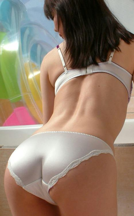 Naked pussy panties