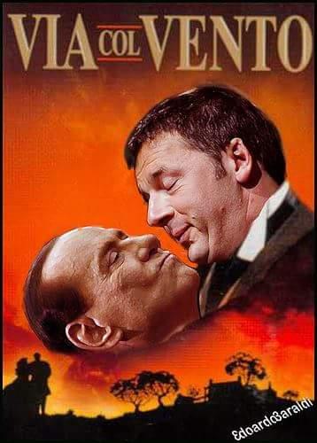 Solita storia,  cambiano gli interpreti ma il film è sempre quello... http://t.co/dHJr3v8laq