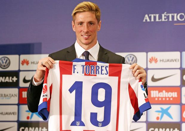 """Atlético de Madrid on Twitter: """"¡Ya puedes comprar la camiseta con el 19 de @Torres en nuestra ..."""