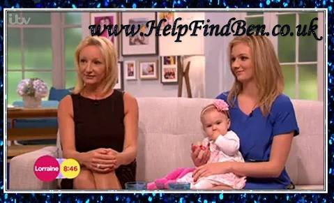 Ben ! This is your Mum Kerry, your sister Leighanna & your niece Hermione .. we're all searching for you #helpfindben http://t.co/GjbTZSPP6K