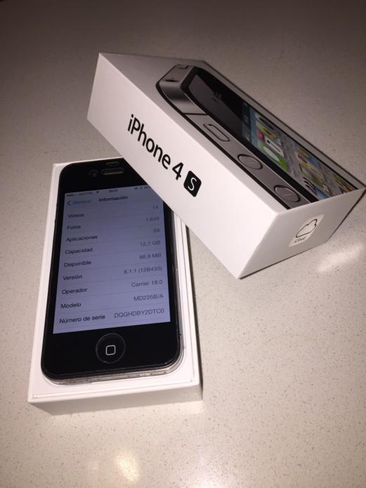 "Vendo ""Iphone 4S 16gb Libre"" en #wallapop http://t.co/cP4z1iSuLe http://t.co/0Wxrdhlf8Y"