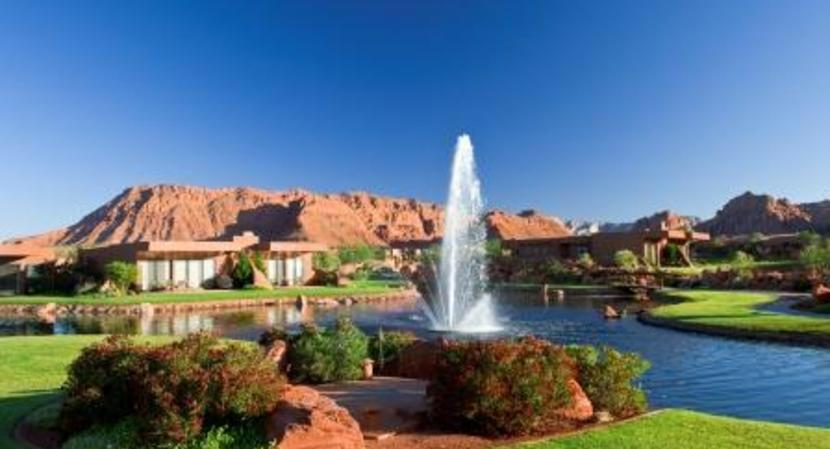 Studio Film Group On Twitter Zacefron Entrada At Snow Canyon Country Club Utah Usa Lava Springs