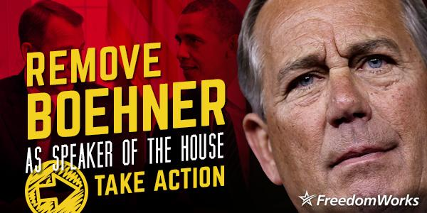 Take action now to #RemoveBoehner http://t.co/iAnouSou1i http://t.co/JAyjWOramV