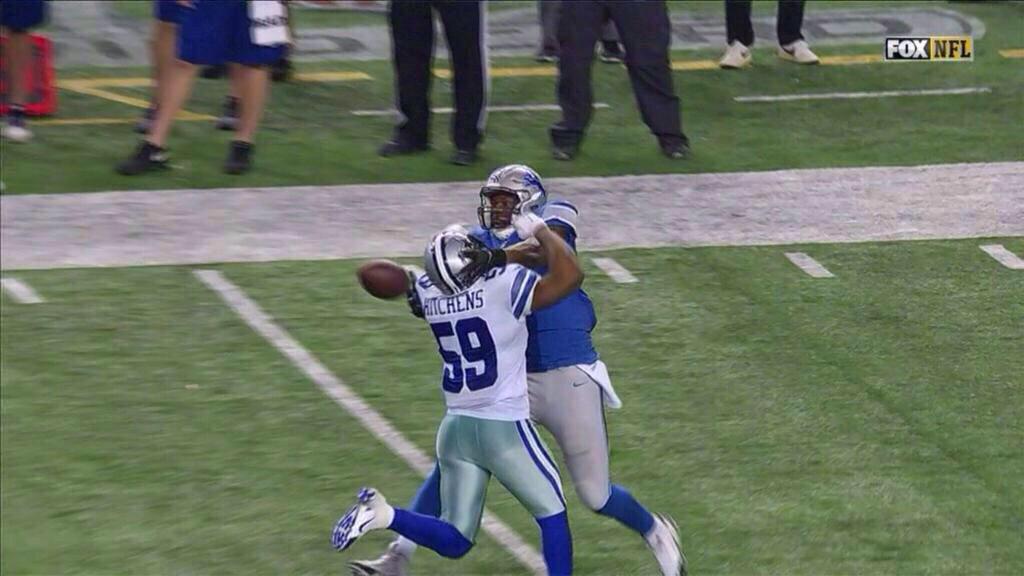 Yep. Definitely not pass interference. Yep. http://t.co/WoO7miDnK0