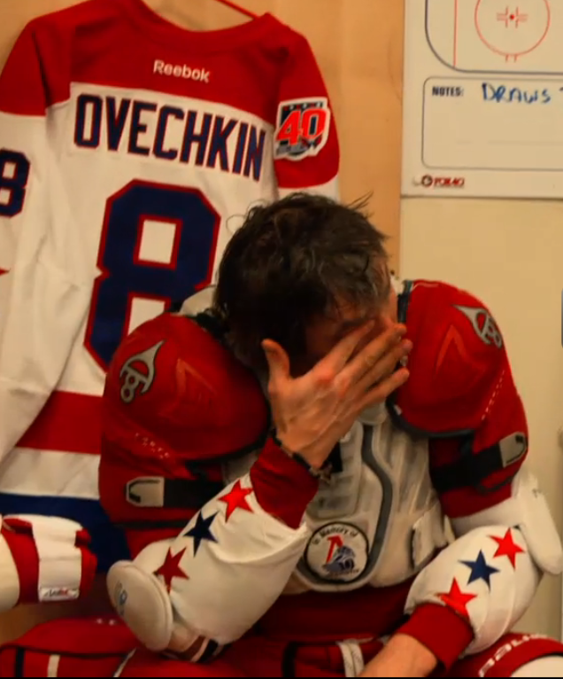pretty nice 0b841 160a0 Ovechkin jersey modifications. - NHL - IJ Forums - Official ...