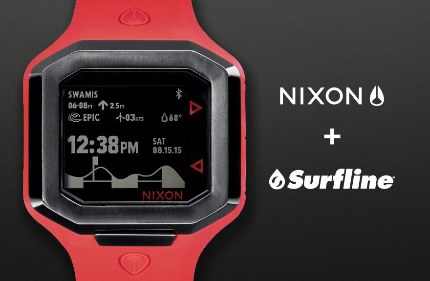 Ultratide Smartwatch Lets You Know When the Surf's Up