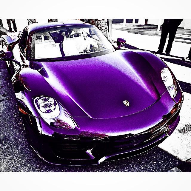 Only Carrera On Twitter Another Picture Of The 1of1 Metallic Viola