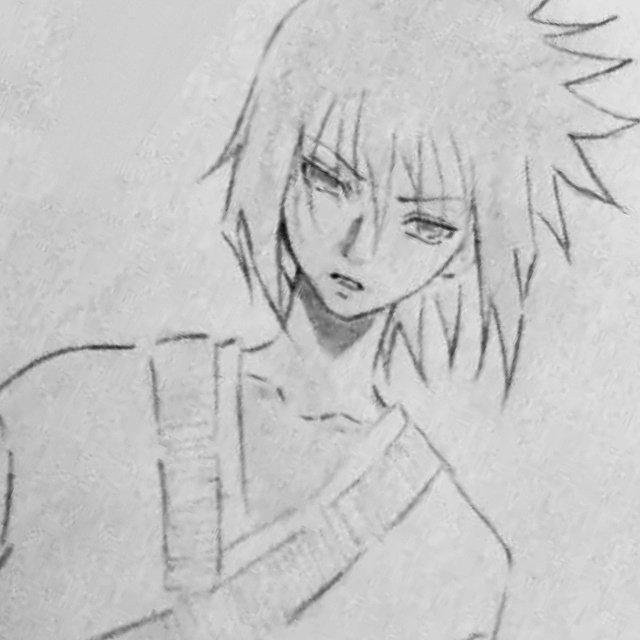 W8m84dat على تويتر Sasuke Uchiha Drawing Kostassafaridis