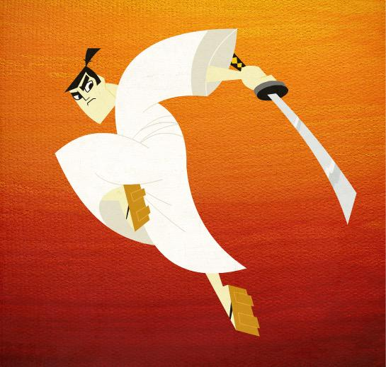 Oo On Twitter Samurai Jack Is Why Im Down With This Hairstyle Still Need To Grow Out My Hair A Little More Though SamuraiJack