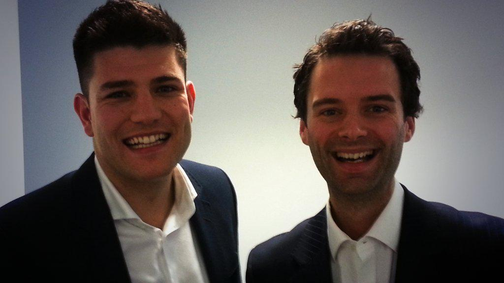 Welcome @Mark_E_Wright to Lord Sugar's HQ. Good luck on your first day. http://t.co/Inj7BrWM2N