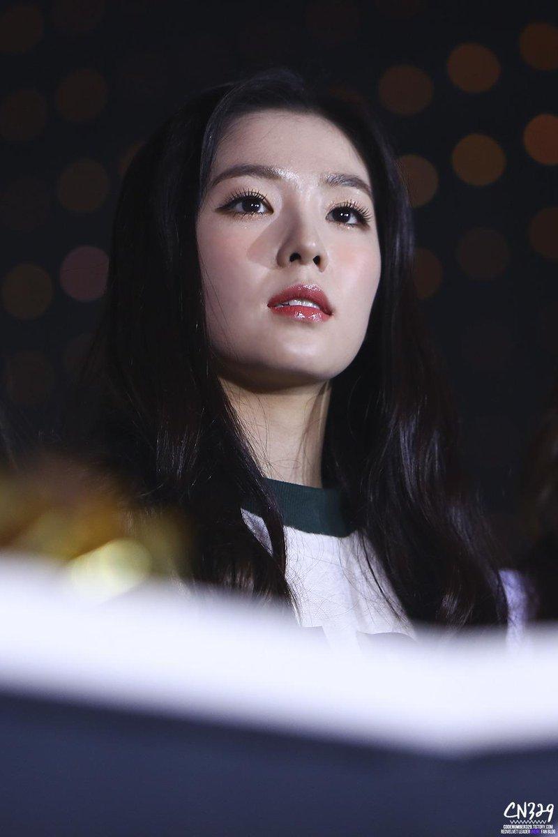 [Appreciation] Goddess Irene versus 3 Chinese visuals