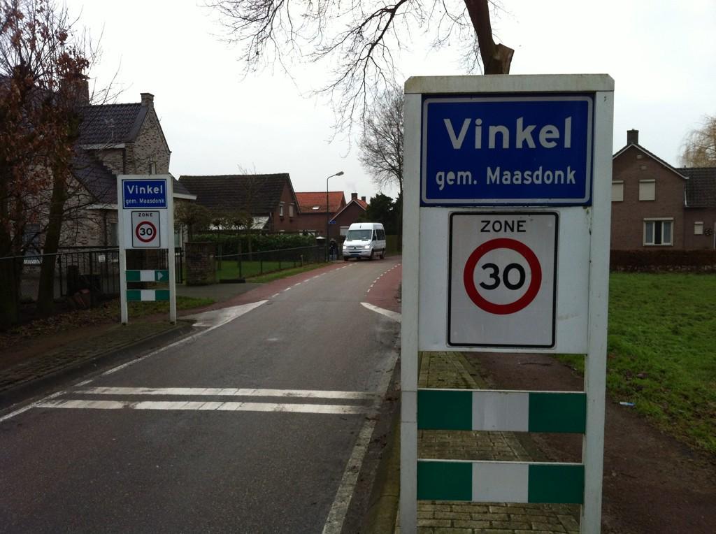 """Peter van Erp on Twitter: """"Vinkel is nog steeds gemeente Maasdonk ..."""