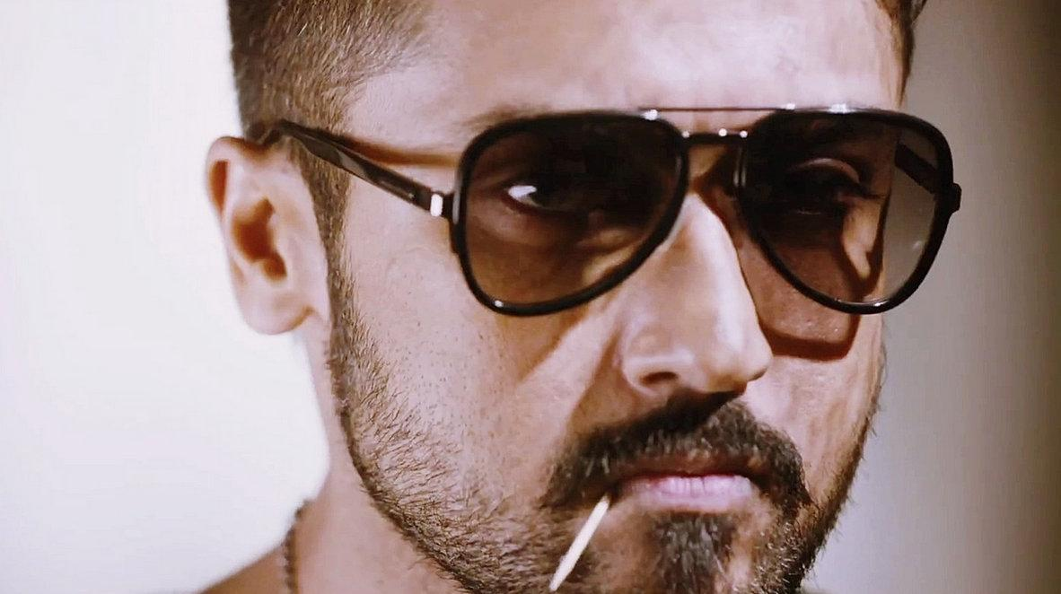 A Beard Makes Surya Look Even More Awesome
