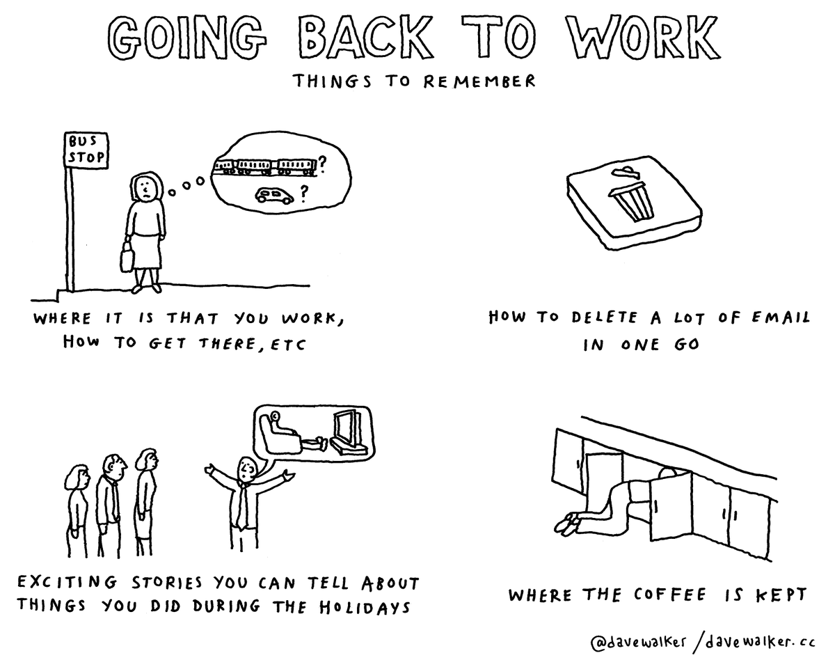 how to bring on the first day of work
