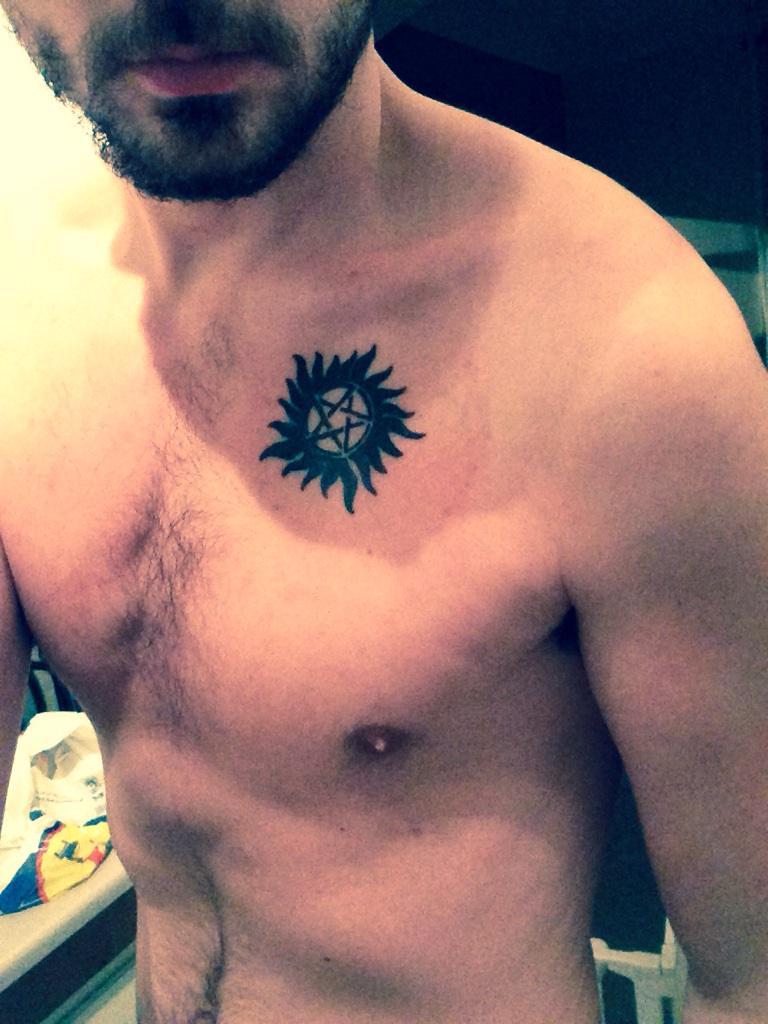 Wayne Adams On Twitter Loving My Anti Demonic Possession Tattoo