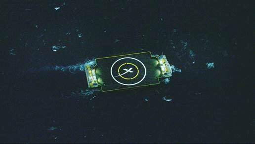 """Close But No Cigar,"" SpaceX Rocket Engine Suffers Hard Landing on Barge"