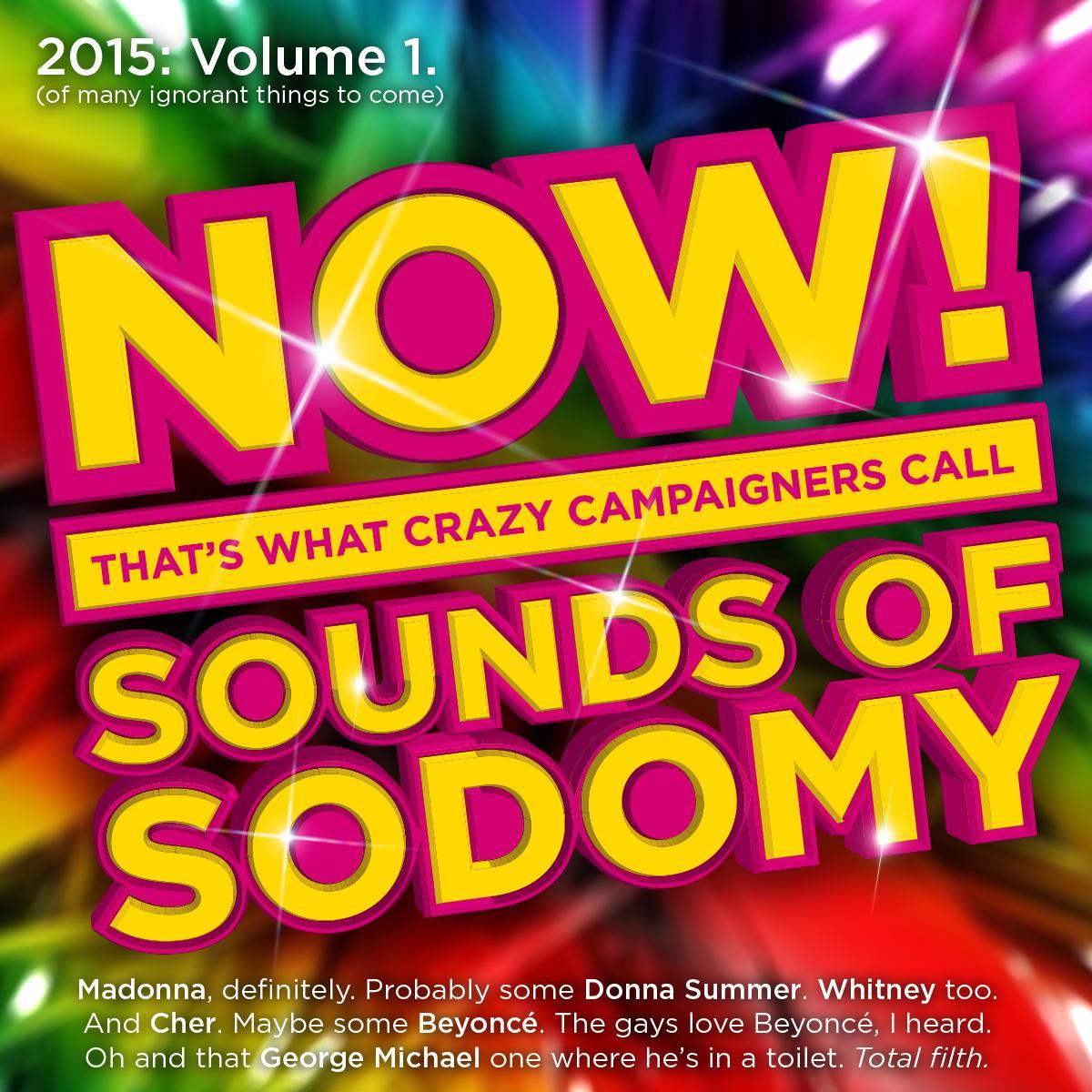 Sounds of Sodomy