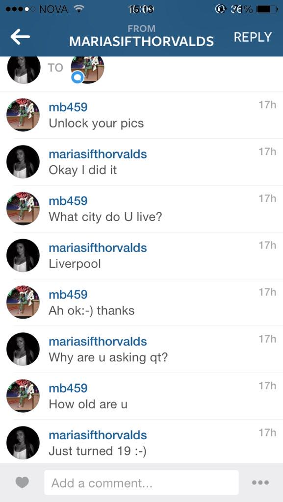 Boyfriend Tweets Mario Balotelli's Flirty Texts With His Icelandic Girlfriend On Instagram 1
