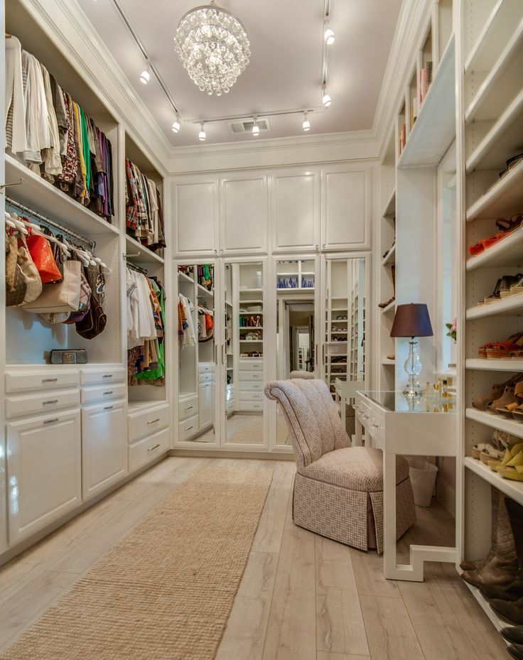 Stylist magazine on twitter pinterest 39 s most beautiful for Closet modernos para dormitorios matrimoniales